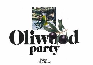 Kniha : Oliwood party