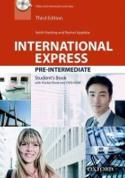 Kniha : International Express Third Ed. Pre-intermediate Student´s Book - with Pocket Book and DVD-ROM Pack