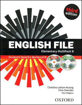 Kniha : English File Third Edition Elementary Multipack B