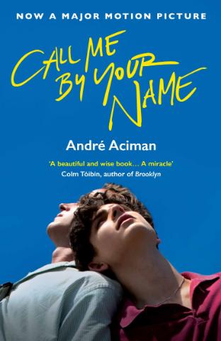 Kniha : Call Me By Your Name