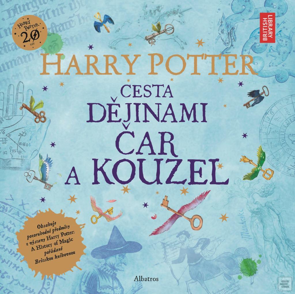 cb73d72f7 Kniha Harry Potter: Cesta dějinami čar a kouzel | kníhkupectvo ...