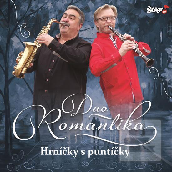 Duo Romantika - Hrníčky s puntíčky - CD
