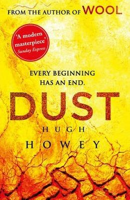 Kniha : Dust - Every beginning has an end