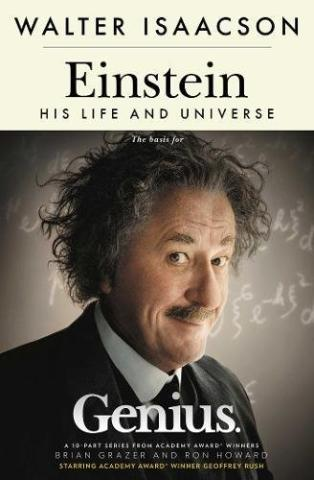 Kniha : Einstein His Life and Universe