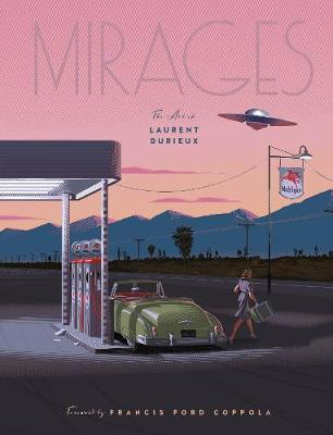 Kniha : Mirages: the Art of Laurent Durieux