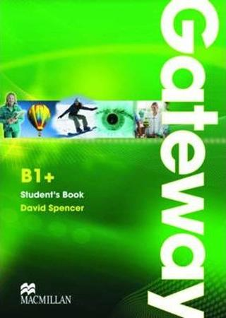 Kniha : Gateway B1+ - Student's Book with Maturita Booklet