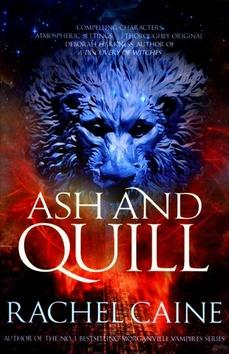 Kniha : Ash and Quill