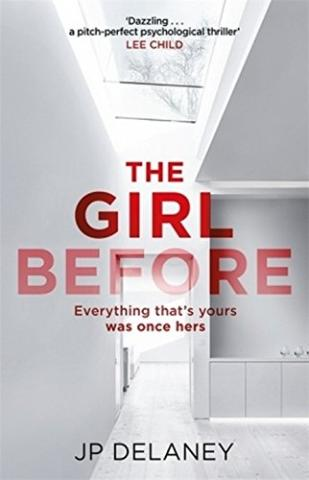 Kniha : The Girl Before