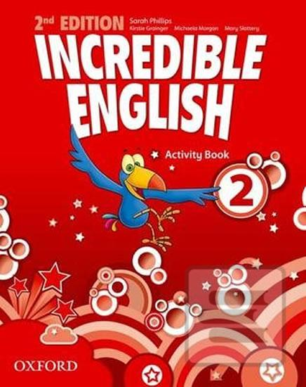 Incredible English 2nd Edition 2 Activity Book with Online