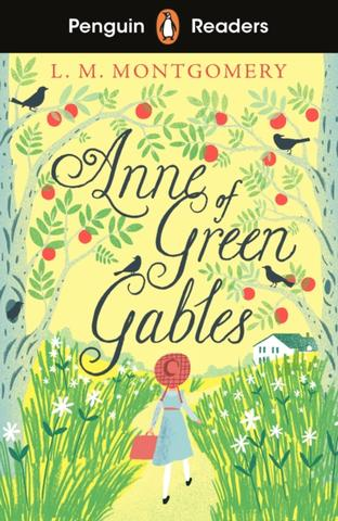 Kniha : Penguin Readers Level 2: Anne of Green Gables