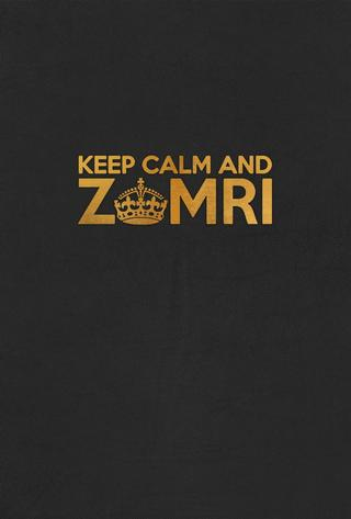 Kniha : Keep Calm and Zomri