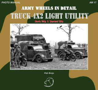Kniha : AW 17 - Truck 4x2 Light Utility - Morris 10Hp and Standard 12Hp