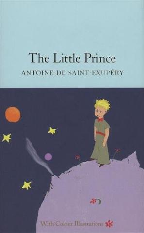 Kniha : The Little Prince : Colour Illustrations - 1. vydanie