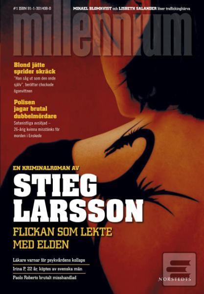 Millennium (Stieg Larsson) bude mať pokračovanie