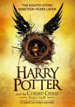 Kniha : Harry Potter and the Cursed Child (Parts I and II) - Harry Potter Book 8: Special Rehearsal Edition