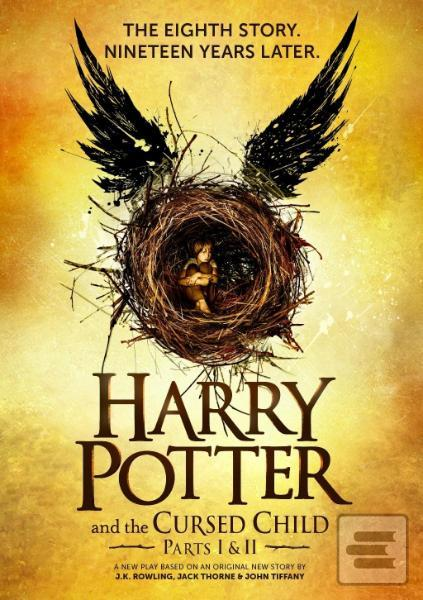 Harry Potter and the Cursed Child (Parts I and II)