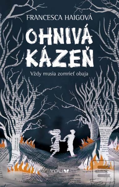 Ohnivá kázeň Book Cover