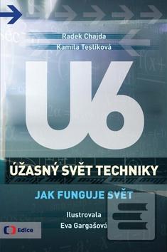 Úžasný svět techniky u6 kniha