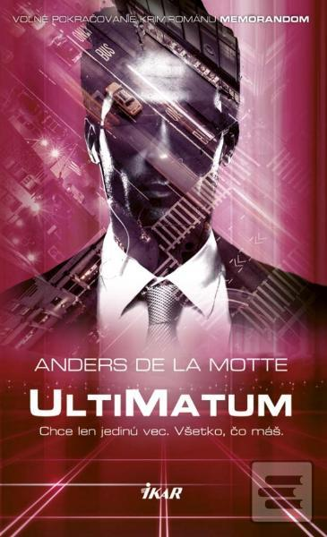 UltiMatum Book Cover