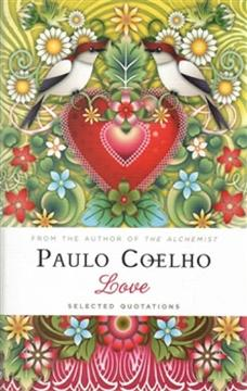 Kniha : Love, Selected Quotations (Paulo Coelho)