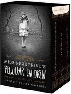Kniha : Miss Peregrine´s Peculiar Children - boxed set