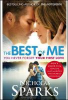 Kniha : The Best of Me