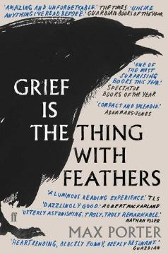 Kniha : Grief is the Thing with Feathers