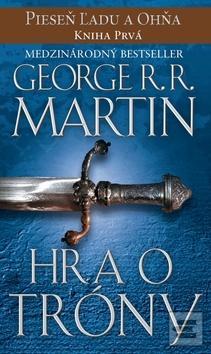 Kniha: Hra o trny (George.R