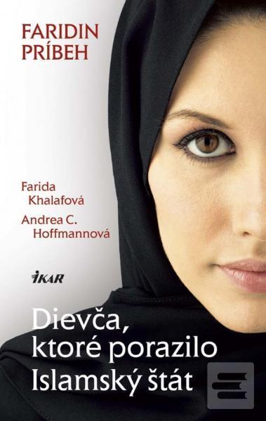 Dievča, ktoré porazilo Islamský štát Book Cover