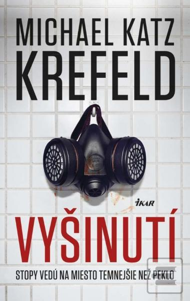 Vyšinutí Book Cover