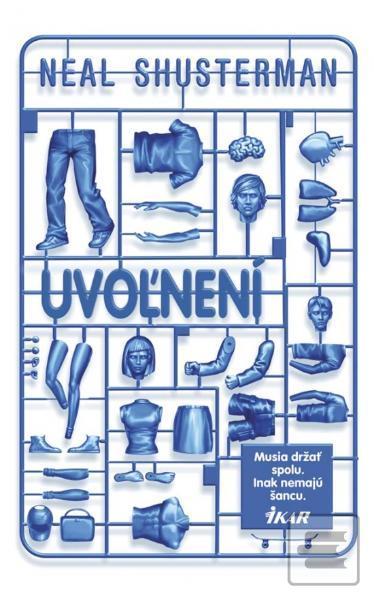 Uvoľnení Book Cover