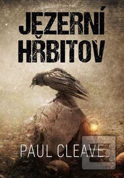 Jezerní hřbitov Book Cover