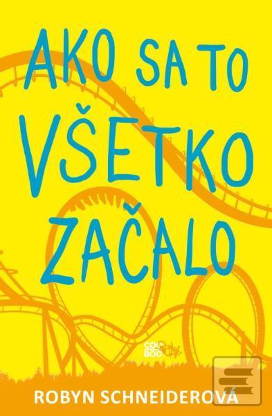 Ako sa to všetko začalo Book Cover