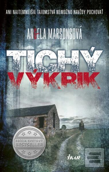 Tichý výkrik Book Cover