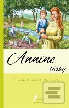 b24920c77 Kniha Annine lásky Anna zo Zeleného domu 6 Lucy Maud Montgomeryová ...