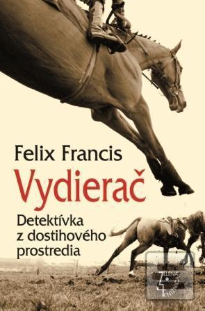 Vydierač Book Cover