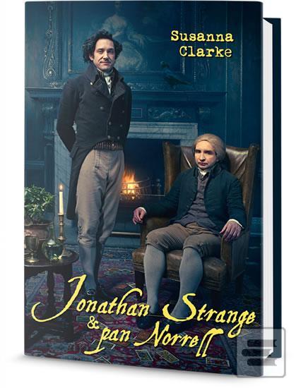 Kniha Jonathan Strange a pan Norrell (Susanna Clarke)