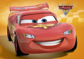 Autá Blesk 2 McQueen (Walt Disney)