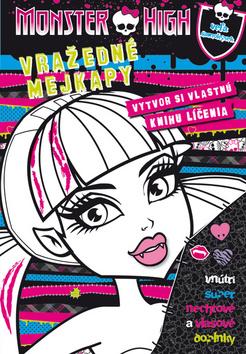 Monster High Vražedné mejkapy