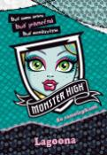 Kniha Monster High Lagoona - So samolepkami