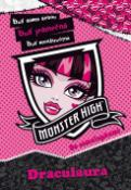 Kniha Monster High Draculaura - So samolepkami