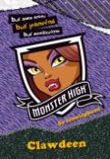 Kniha Monster High Clawdeen - So samolepkami
