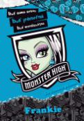 Kniha Monster High Frankie - So samolepkami